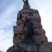 Statue of King James I - Plaza de Espana 2