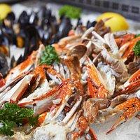 Latest Recipe - Fresh Seafood Station