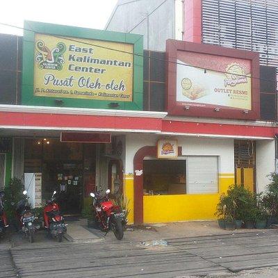 East Kalimantan Center Oleh-Oleh Khas Kaltim