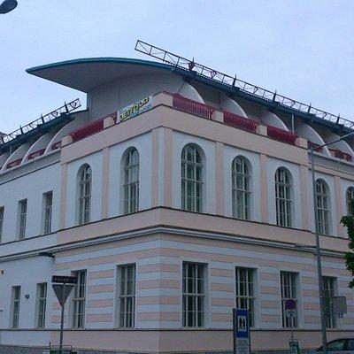 Peter Tunner Gebäude