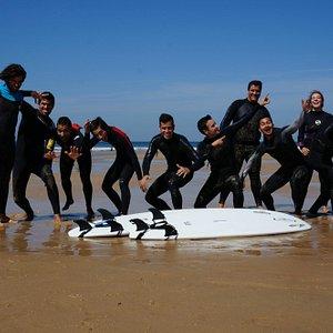 Surfgroup craziness