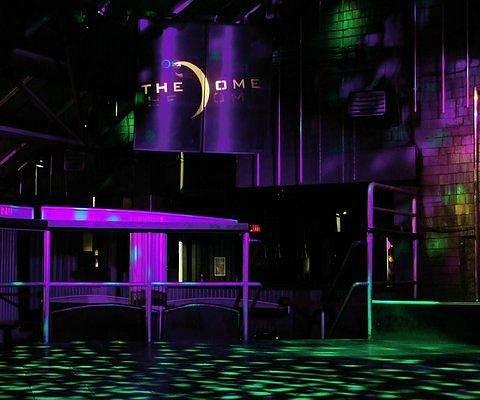 The Dome Dancefloor
