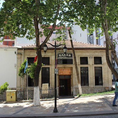 Germiyanogullari Historical Hammam 1246