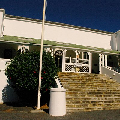 Entrance to Simon's Town Museum
