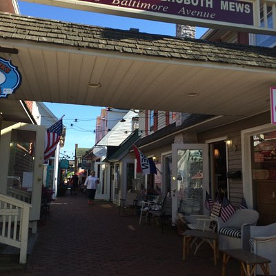 Shops at Rehoboth Mews