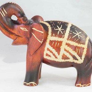 Handmade Elephant Stone