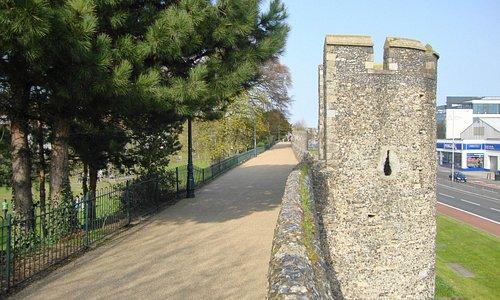 Canterbury City Wall