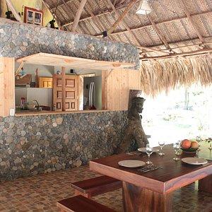Tayrona Paradise - Dining lodge