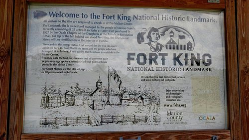 Fort King, Ocala, Fl
