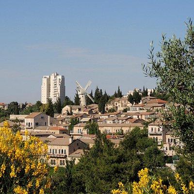 Yemin Moshe Quarter