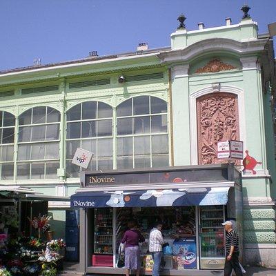 mercato coperto