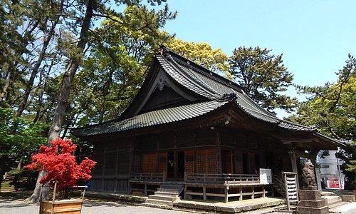 能登輪島 重蔵神社