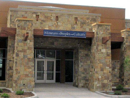 BYU Museum of Peoples and Cultures, Provo, Utah