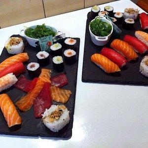 Cent sushis ... la boutique