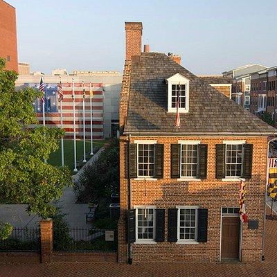 The Historic Flag House