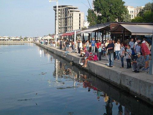 Tomis Harbor