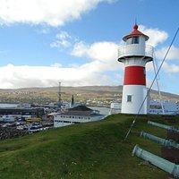 Torshavn lighthouse