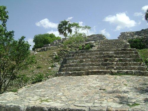 Acesso a pirâmide