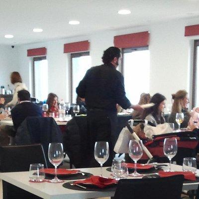 Restaurante Bodegas Nestares Rincon