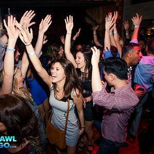 Club Crawl San Diego