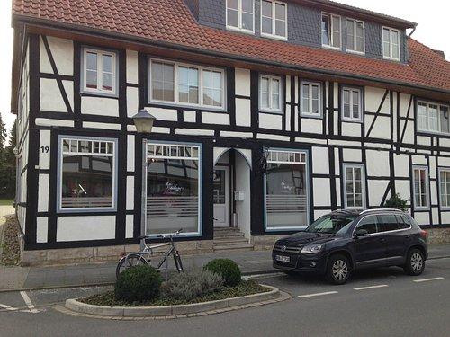 Mitten in der Altstadt Fallersleben