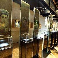 Erimtan Müzesi iç