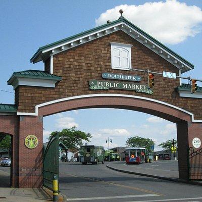 Rochester Public Farmer's Market