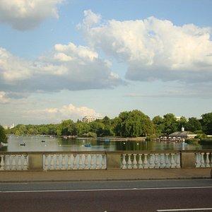 Vista da ponte