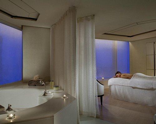 The Ritz-Carlton Spa - Harmony Suite