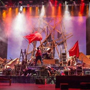 MAPA Live Production of Les Miserable- 2013