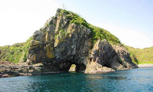 中江の洞門