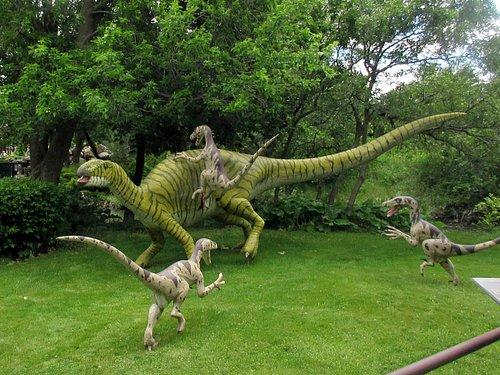 Dinosaur Park and Museum, Ogden, Utah