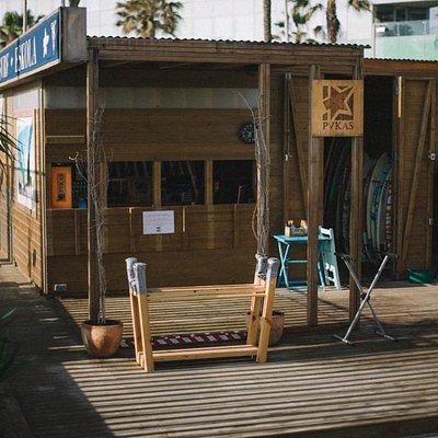 Pukas Surf Eskola Barcelona SUP School