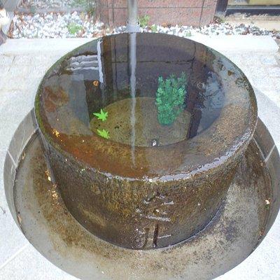 走り井の名水