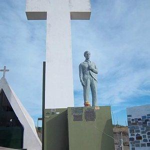 Monumento a Ceferino Namuncurá