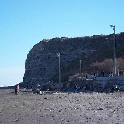 Playa 1° Bajada El Faro