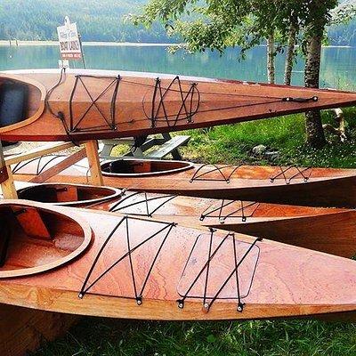 Canadian Made Wooden Fleet!