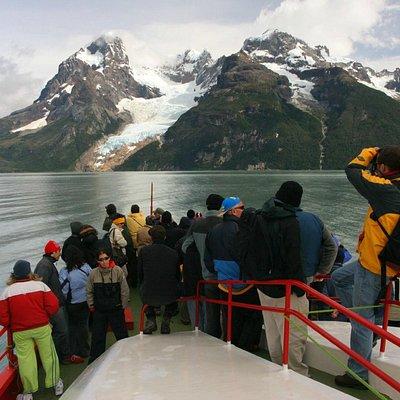 Glaciar Balmaceda, Parque nacional Bernardo O`Higgins