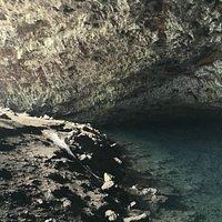 Amazing Wet Cave!