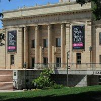 Kingsbury Hall, Presidents Cir, Salt Lake City, Utah