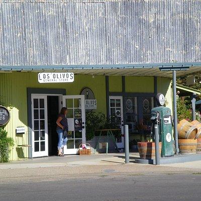 Los Olivos General Store