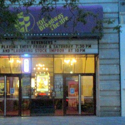 The Off Broadway Theatre, Salt Lake City, UT