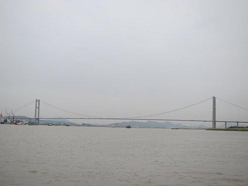 世界第二大斜張橋