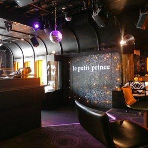 Bar and interior