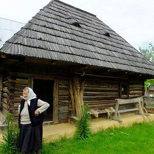 Ethnological museum Ples, Ieud
