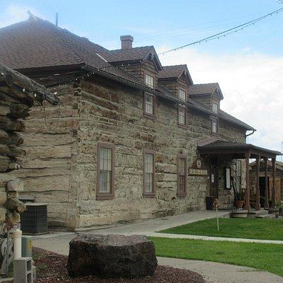 Sherman Station Visitor's Center, Elko, Nevada