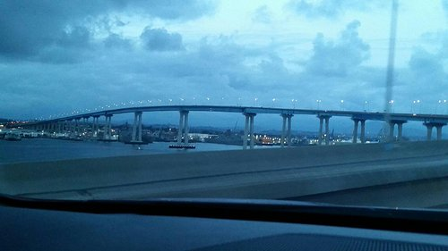 Great view of bridge