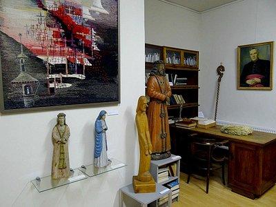 Angel museum in Anykščiai