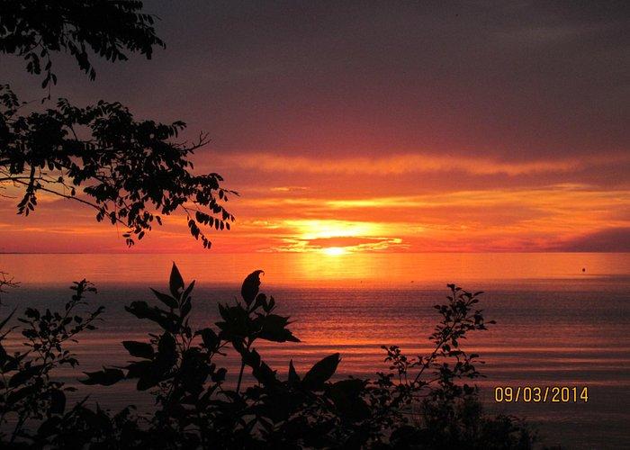 Balm Beach Sunset