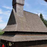 Ieud Church on the Hill
